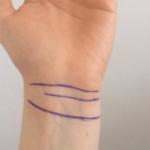 あなたは手首に何本の線がありますか?3〜4本の線があったらあなたは特別な存在かもしれません…