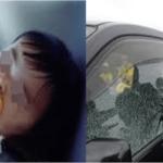 駐車場で車内に取り残された赤ちゃん…窓ガラスを割ってみると…