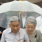上皇陛下が雨の日に透明なビニール傘を愛用する理由…心優しい配慮が隠されていた…