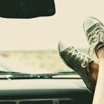 ダッシュボードに足を乗せたまま自動車事故に遭ってしまったら…事故後のX線写真が衝撃だった…