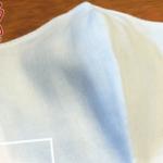 アベノマスクのリメイク版「ベツノマスク」…素敵なアイデアだと話題に…