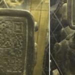 古代マヤ文明の彫像からQRコードが発見される…読み取った結果が・・・