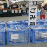 とある祭りのゴミ捨て場が合理的すぎると大絶賛…この発想ありそうでなかった…