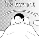 休日の寝溜めは太るだけ?寝溜めはむしろ逆効果だったと話題に…