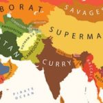 アメリカ人のイメージする世界地図…雑すぎて笑えると話題に…