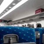 新幹線での出来事。女「ここ私の席なのですが」おじさん「若いんだから立っとけ!」女「分かりました(ニヤッ)」⇒おじさん終了・・・