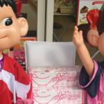 永遠の6歳「ぺこちゃん」の現在…時代の流れには逆らえなかった!?