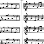 誰でも一発で楽譜の読み方を理解できる一覧表…これなら覚えられると話題に…