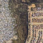 天国と地獄の境界がわかる住宅事情…格差が酷過ぎると話題に…