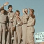 自らの意思で核爆発実験の真下に立った5人の兵士たち…改めて核兵器の恐ろしさを思い知らされる…