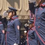 JR九州の櫻燕隊の制服…めちゃくちゃカッコいいと話題に…