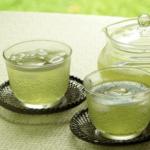冷たくて甘い緑茶の淹れ方…とてもシンプルで今の時期にピッタリだと話題に…