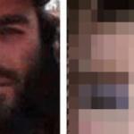 女装して逃げようとしたイスラム国兵士のメイク…酷すぎだと世界で話題に…