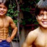 異常に筋肉が発達した世界一マッチョな8歳児…17年後の激変した姿が話題に…