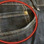 ジーンズについている小さなポケットの正体…あなたは知ってた??