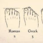 足の指の形であなたの性格が分かる…驚くほど当たると話題に…